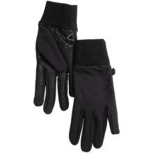 DaKine Storm Liner Gloves - Stretch Fleece (For Men) in Black - Closeouts