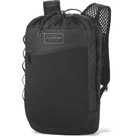 DaKine Stowaway 21L Rucksack Backpack in Black - Closeouts