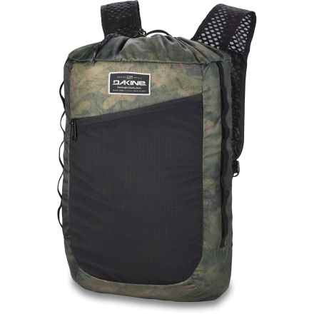 DaKine Stowaway 21L Rucksack Backpack in Peat Camo - Closeouts