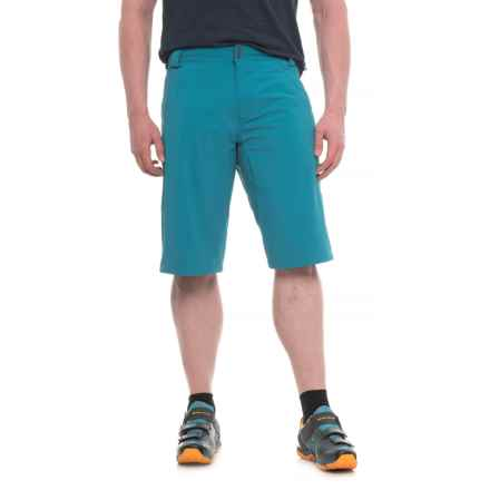 DaKine Syncline Bike Shorts - Removable Liner Shorts (For Men) in Blue Rock - Closeouts