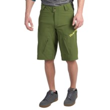 DaKine Syncline Bike Shorts - Removable Liner Shorts (For Men) in Cypress - Closeouts