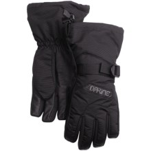 DaKine Tahoe Gloves - Waterproof, Insulated (For Women) in Black - Closeouts