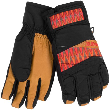 DaKine Tahoe Short Gloves - Waterproof, Insulated (For Women) in Zuni