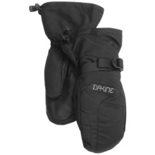 DaKine Tahoe Short Mittens - Waterproof, Insulated (For Women) in Black - Closeouts