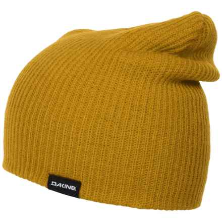 DaKine Tall Boy Beanie (For Men and Women) in Curry - Closeouts