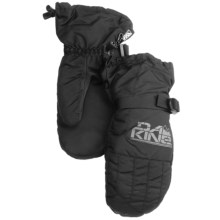 DaKine Talon Mittens - Waterproof, Insulated (For Men) in Black - Closeouts