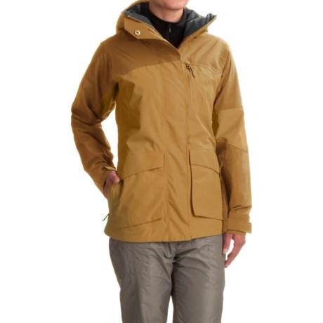 DaKine Tamarack Gore-Tex® 2L Jacket - Waterproof (For Women) in Lil Buck/Buckskin