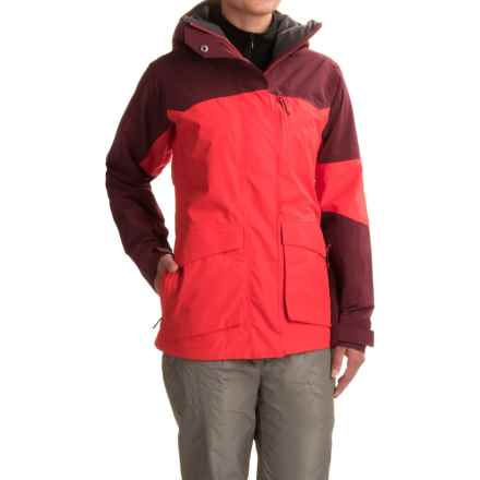 DaKine Tamarack Gore-Tex® 2L Jacket - Waterproof (For Women) in Poppy/Rosewood - Closeouts
