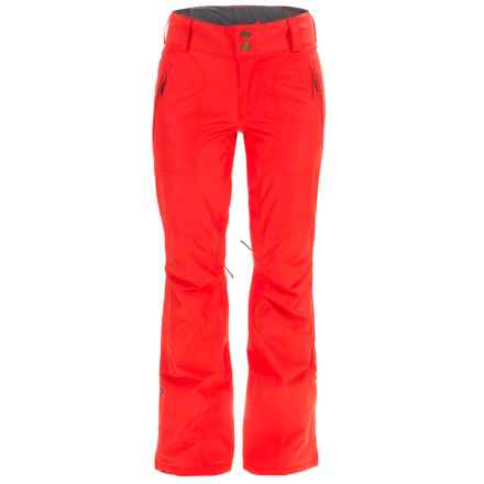 DaKine Tamarack Gore-Tex® PrimaLoft® Pants - Waterproof, Insulated (For Women) in Poppy - Closeouts
