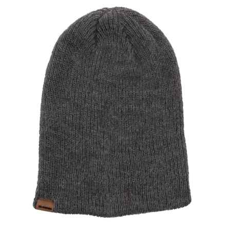 DaKine Taylor Beanie - Merino Wool (For Men and Women) in Charcoal - Closeouts