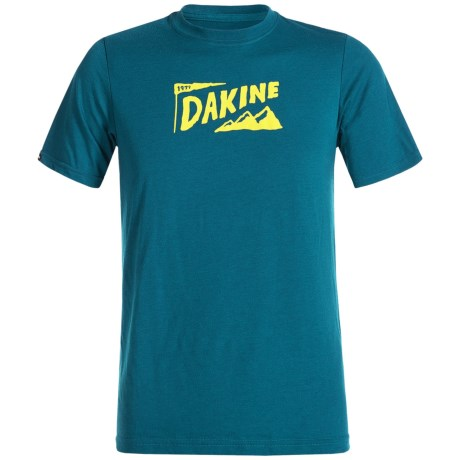 DaKine Tech T-Shirt - Short Sleeve (For Kids) in Moroccan/Scout/Camp