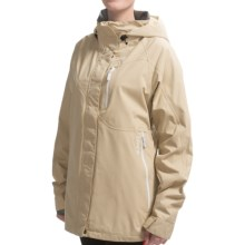 DaKine Topaz Snowboard Jacket - Waterproof (For Women) in Palek Haki - Closeouts