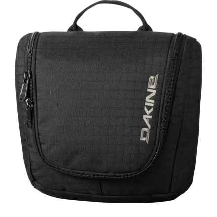 DaKine Travel Kit Toiletry Bag in Black - Closeouts
