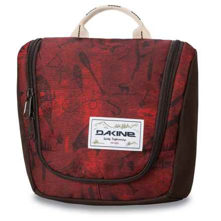 DaKine Travel Kit Toiletry Bag in Northwoods - Closeouts