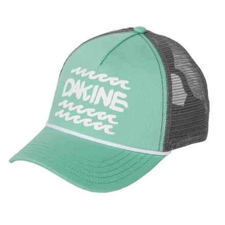 DaKine Trucker Hat (For Women) in Make Waves/Dusty Jade - Closeouts