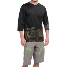 DaKine Vectra Shirt - 3/4 Sleeve (For Men) in Camo - Closeouts