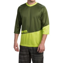 DaKine Vectra Shirt - 3/4 Sleeve (For Men) in Cypress - Closeouts