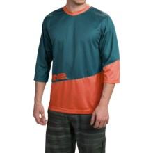 DaKine Vectra Shirt - 3/4 Sleeve (For Men) in Moroccan - Closeouts