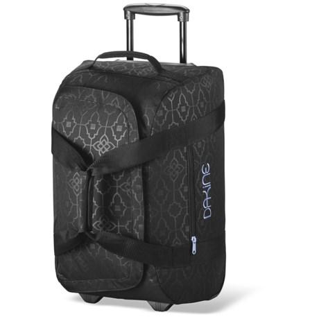 DaKine Venture Rolling Duffel Bag - 60L in Capri