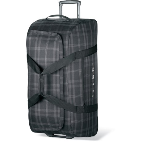 DaKine Venture Rolling Duffel Bag - 90L in Northwest