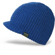 DaKine Waffle Visor Beanie Hat (For Men) in Blue - Closeouts