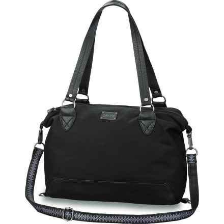 DaKine Wanda Shoulder Bag (For Women) in Jet Black - Closeouts