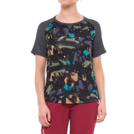 DaKine Xena Shirt - Short Sleeve (For Women) in Baxton - Closeouts