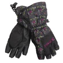 DaKine Yukon Jr. Gloves - Waterproof, Insulated (For Kids) in 8Bit - Closeouts