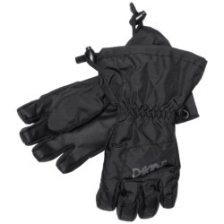 DaKine Yukon Jr. Gloves - Waterproof, Insulated (For Kids) in Mantle