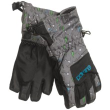 DaKine Yukon Jr. Gloves - Waterproof, Insulated (For Kids) in Cascades - Closeouts