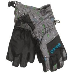 DaKine Yukon Jr. Gloves - Waterproof, Insulated (For Kids) in Nightfall