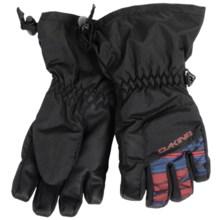 DaKine Yukon Jr. Gloves - Waterproof, Insulated (For Kids) in Mantle - Closeouts