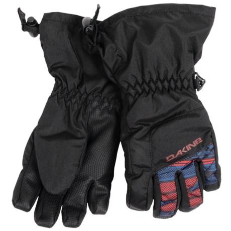 DaKine Yukon Jr. Gloves - Waterproof, Insulated (For Kids) in Mantle