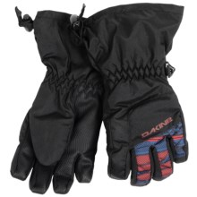 DaKine Yukon Jr. Gloves - Waterproof, Insulated (For Little and Big Kids) in Mantle - Closeouts