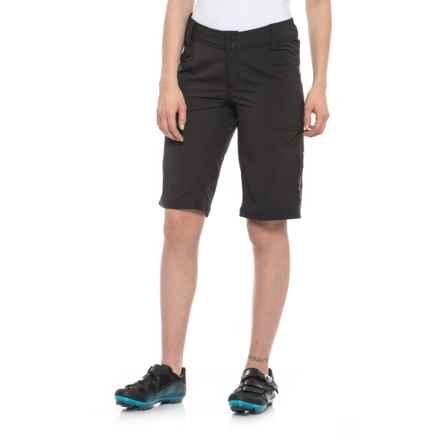 DaKine Zella Bike Shorts (For Women) in Black - Closeouts