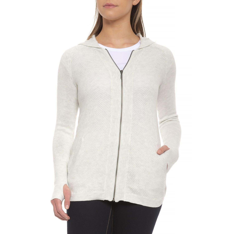 Dakini Hooded Cardigan Sweater (For Women) - Save 31%