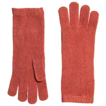 Dakini Recovery Yarn Gloves (For Women) in Burnt Sienna - Closeouts