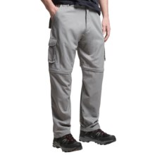 Dakota Grizzly Belted Cargo Pants - Convertible (For Men) in Dolphin - Closeouts
