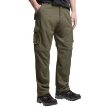 Dakota Grizzly Belted Cargo Pants - Convertible (For Men) in Iguana - Closeouts