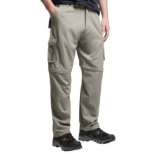 Dakota Grizzly Belted Cargo Pants - Convertible (For Men) in Kelp - Closeouts