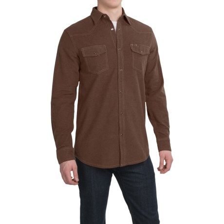 Dakota Grizzly Chet Western Shirt - Long Sleeve (For Men)