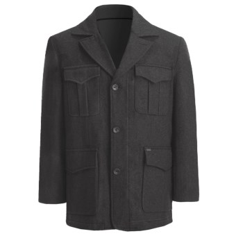 Dakota Grizzly Conrad Hunt Coat (For Men) in Coal
