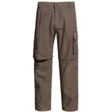 Dakota Grizzly Convertible Pants (For Men) in Java - Closeouts