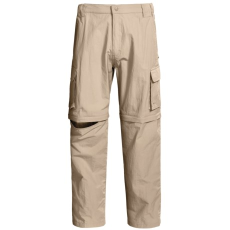 Dakota Grizzly Convertible Pants (For Men) in Java