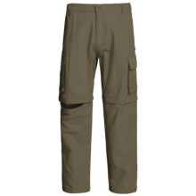 Dakota Grizzly Convertible Pants (For Men) in Moss - Closeouts