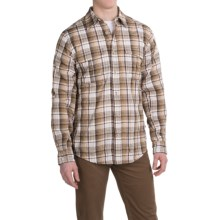 Dakota Grizzly Corky Shirt - Long Sleeve (For Men) in Ale - Closeouts