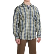 Dakota Grizzly Corky Shirt - Long Sleeve (For Men) in Reef - Closeouts