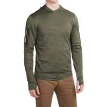 Dakota Grizzly Dane Pullover Hoodie - UPF 25 (For Men) in Boa - Closeouts