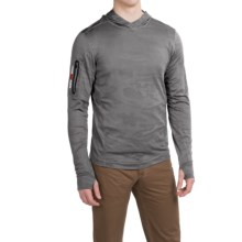 Dakota Grizzly Dane Pullover Hoodie - UPF 25 (For Men) in Shadow - Closeouts