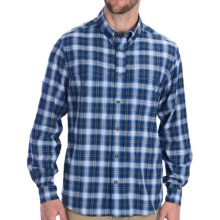 Dakota Grizzly Finley Shirt - Convertible Long Sleeve (For Men) in Ocean - Closeouts